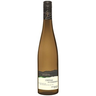 'Old Vines' Riesling, Estate Bottled VQA, Chateau Des Charmes 2014 - Case of 6 White Wines
