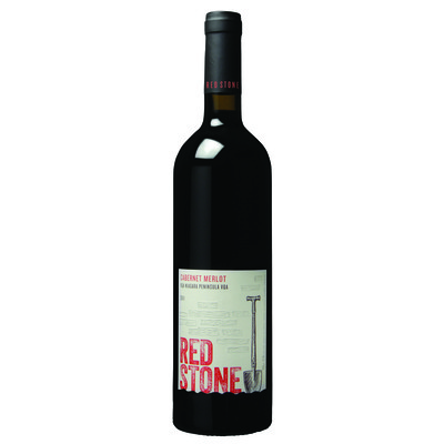 Cabernet Merlot VQA, Redstone Winery 2011 - Case of 6 Red Wine