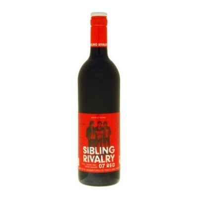 Sibling Rivalry Red VQA, Henry Of Pelham 2015 - Case of 12 Red Wine