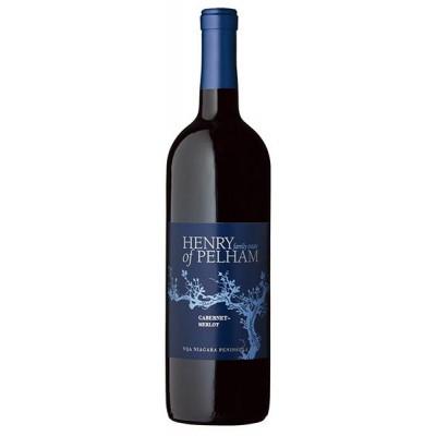 Cabernet Merlot VQA, Henry Of Pelham 2016 - Case of 12 Red Wine
