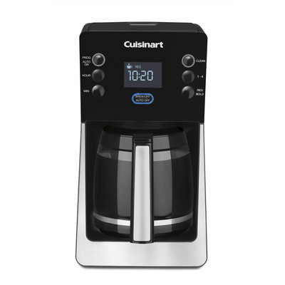 Cuisinart-Refurbished-LCD 14-Cup Glass Coffeemaker-Manufacturer Recertified with 90 days warranty (DCC-2800C)