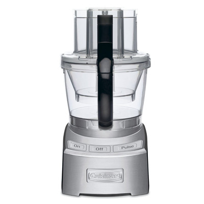 Cuisinart-Refurbished-Die Cast 12-Cup Food Processor-Manufacturer Recertified with 90 days warranty