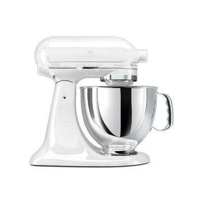 Stand Mixer - 5 qt - Artisan - White