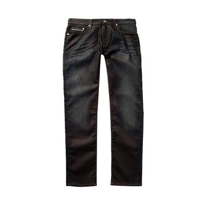Mavi Jeans JAKE SLIM BROWN COATED