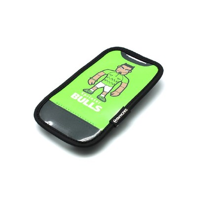 BM WORKS Skin M Smartphone Bike Mount Green