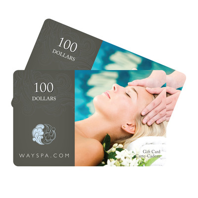 WaySpa Gift Card-$200 Bundle