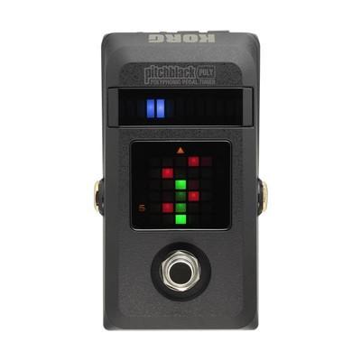 PitchBlack Polyphonic Pedal Tuner - Korg - PB03