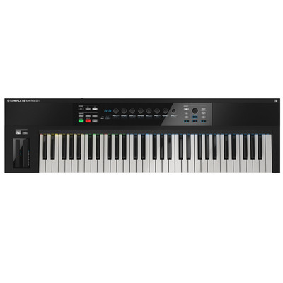 Native Instruments Komplete Kontrol S61 61-Key Controller - Native Instruments - 22817