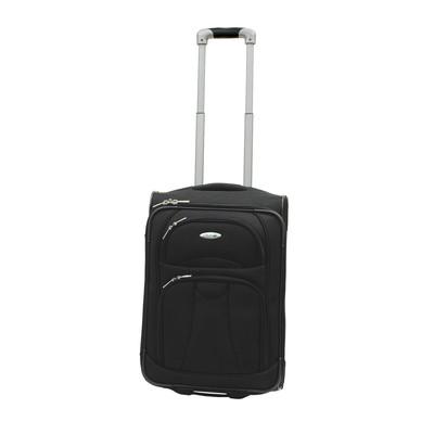 WestJet Navigator Luggage 20 inches Cabin Trolley - Black Color