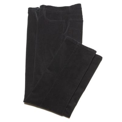 Haband STRETCH Corduroy 5-Pocket Men's Jean - Black