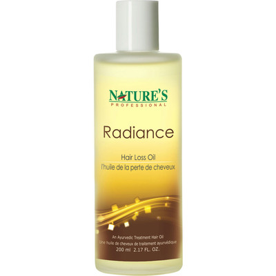 Nature's Professional Radiance Hair Oil