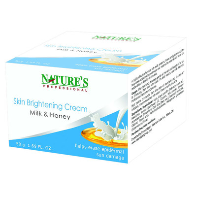 Nature's Professional Skin Brightening Cream