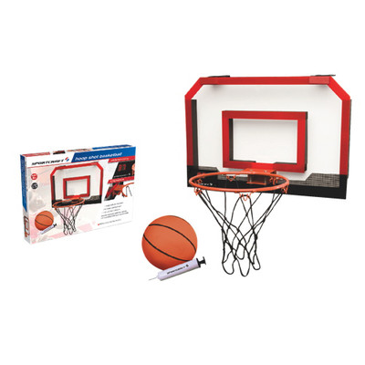 Sportcraft Electronic Indoor Basketball Set