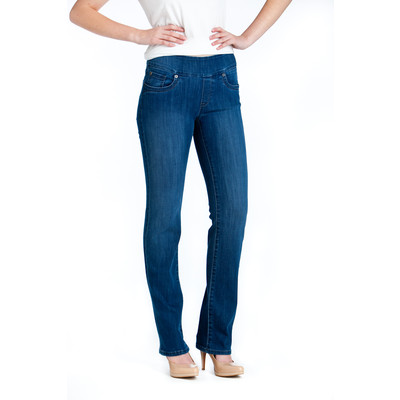 Bluberry Denim - Straight Cut Jeans-9010463