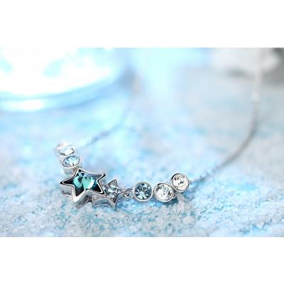 Swarovski Embellished Star Necklace.