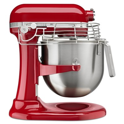 Stand Mixer - 8 qt - Commercial - Red