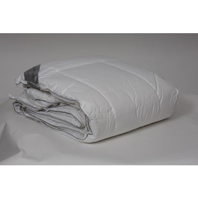 DUVET- 250 TC, 100% COTTON- WHITE