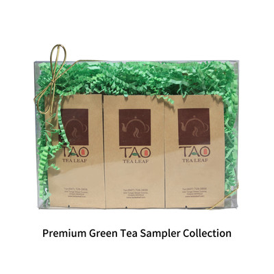 Premium Green Tea Sampler Collection