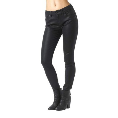 Silver Jeans AIKO HIGHRISE SKINNY WITH WAX COATING