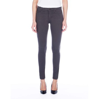Second Yoga MID RISE CHARCOAL SKINNY