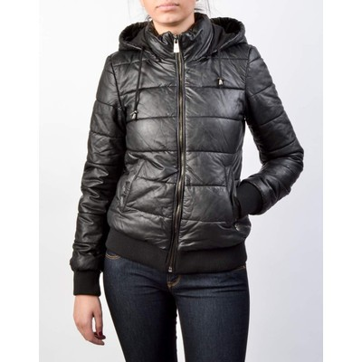 ONLY       PUFFER BOMBER JACKET