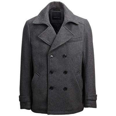 Seleted MERCER DOUBLE BREASTED PEACOAT