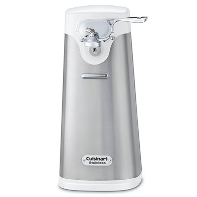 Cuisinart Bianca Collection Can Opener - Stainless & White