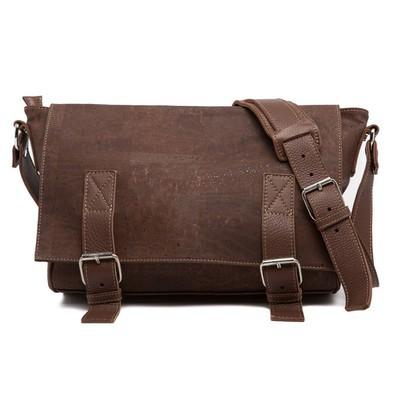 Mens Cork Messenger Bag - JMAX