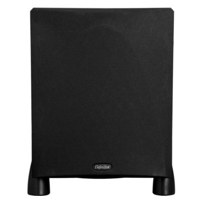 Definitive Technology ProSub 800 High performance compact powered subwoofer - EACH