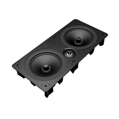 "Definitive Technology DI 6.5LCR Disappearing dual 6-1/2"" In-Wall loudspeaker - EACH"