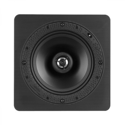 "Definitive Technology DI 6.5S Disappearing 6-1/2"" square in-wall loudspeaker - EACH"