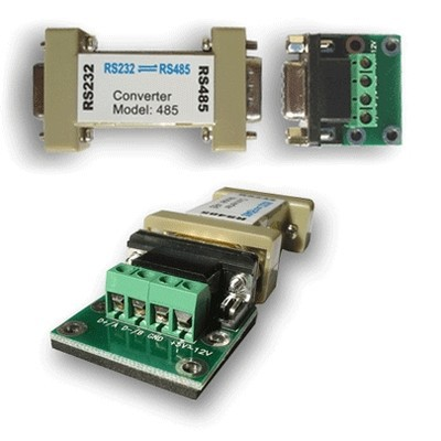 SeqCam RS232 to 485 Converter