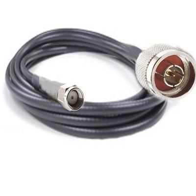 Turmode 6 Feet N Female to RP SMA Male adapter Cable