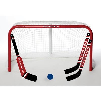 Proform Mini Net Set With 2 Sticks Goal Stick Amp Ball