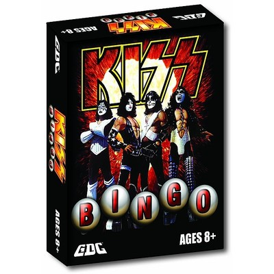KISS Bingo Game