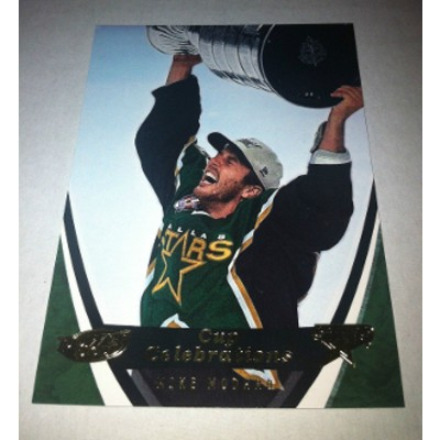 NHL MIKE MODANO 06/07 UPPER DECK POWER PLAY STANLEY CUP CELEBRATIONS CC4