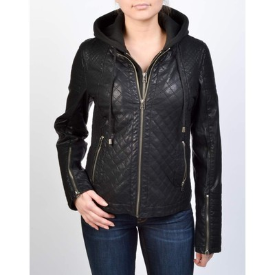 Mavi Jeans QUILTED PU JACKET