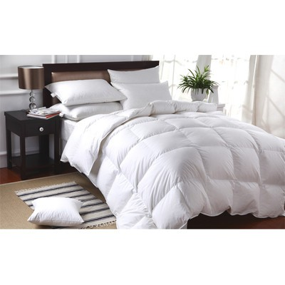 100% White Down Duvet Filled in Canada - King Size