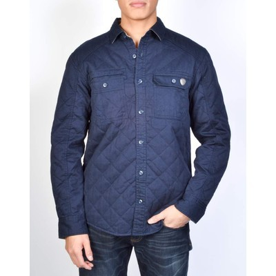Dissident HICKS QUILTED SHIRT