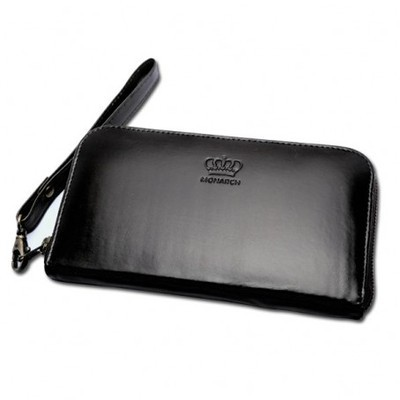 Accordion Large Clutch Wallet