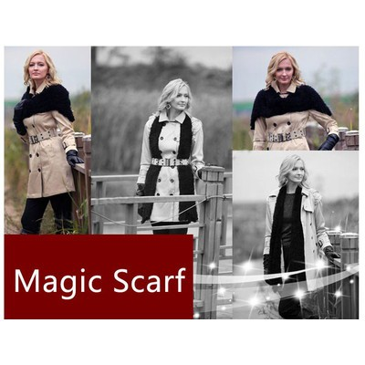 Amazing Magic Scarf