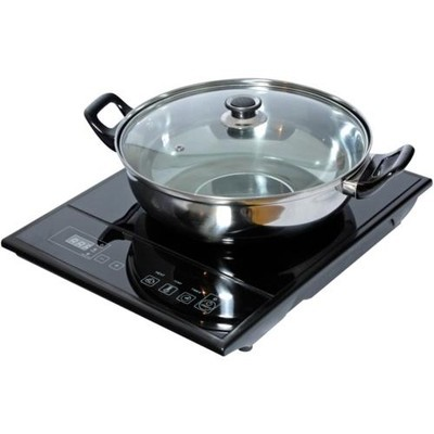Total Chef Single Induction Cooktop
