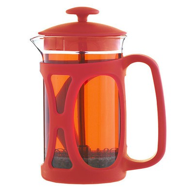 Grosche Basel 800ml Red French Press
