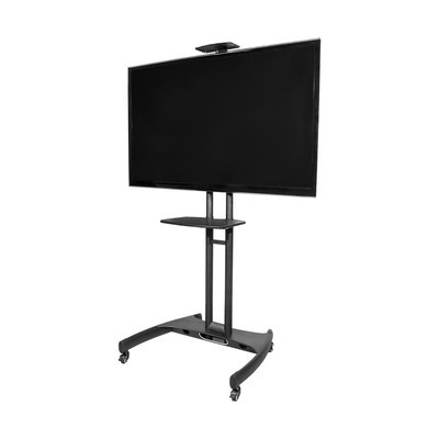 MTM65 Plus Mobile TV Mount with Adjustable Shelf for 37-inch to 65-inch TVs  (800152714776)