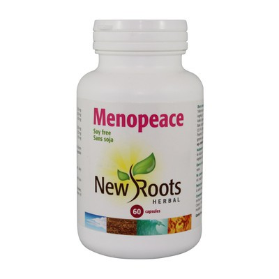New Roots MENOPEACE (soy free)