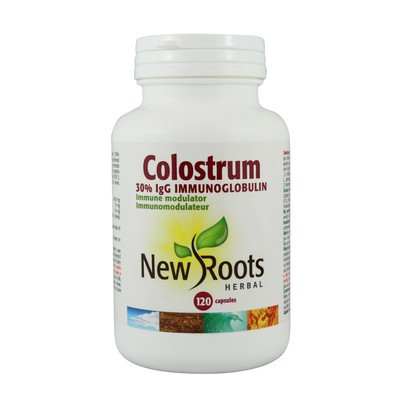 New Roots COLOSTRUM 570 MG