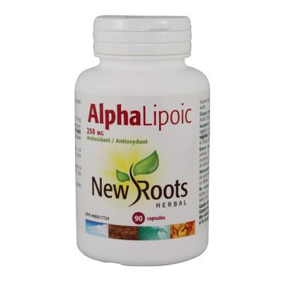 New Roots ALPHA LIPOIC ACID 250 mg