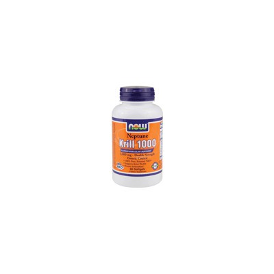 """""""NOW Neptune Krill Oil 1,000 mg Enteric Coated """""""