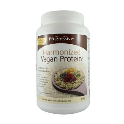 Progressive Harmonized Vegan Protein - Natural Vanilla 840 g