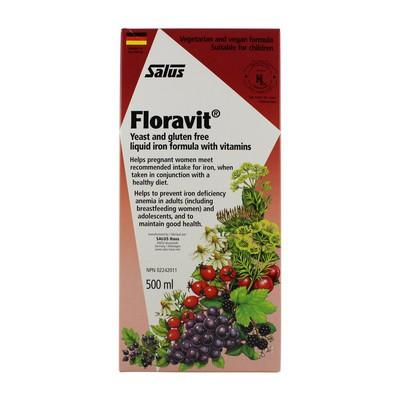 Salus Floravit (Yeast-Free) 500 ml